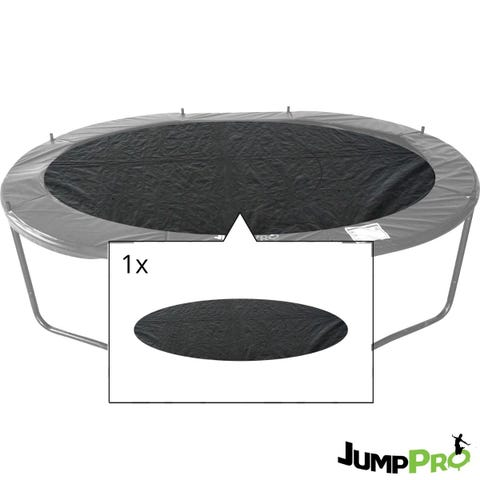 JumpPRO 15ft x 10ft Oval Trampoline Bed Cover